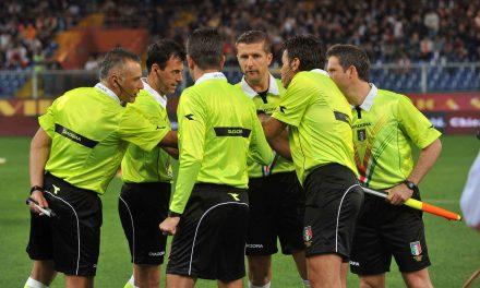 Fiorentina Genoa: gli Arbitri