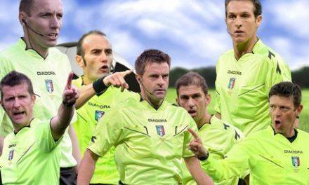 Arbitri Milan Genoa
