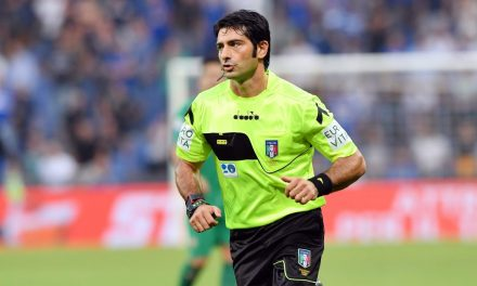 Genoa Lazio, gli Arbitri