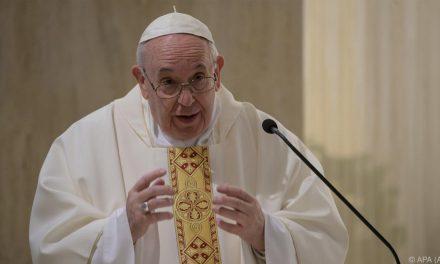 Il Papa alle 7,00
