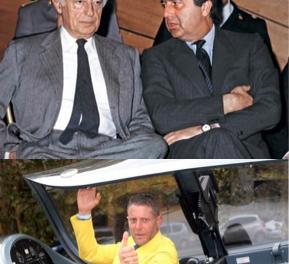 Il Nonno, Re Carlo, Lapo e Kissinger