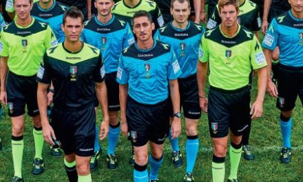 Genoa Parma, gli Arbitri