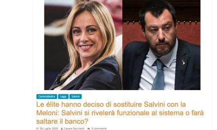 Che farà Salvini?