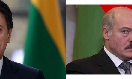 Giuseppi come Lukashenko?