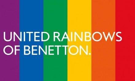 UNITED RAINBOWS OF BENETTON.