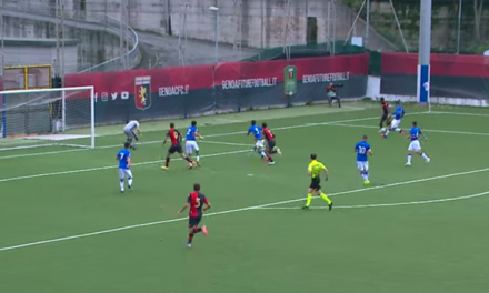 Derby Genoa Samp Primavera