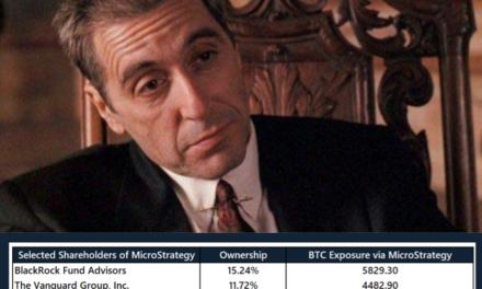 Dal Padrino parte III al bitcoin