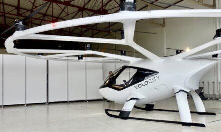 Atlantia punta su Volocopter