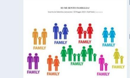 Io mi sento famiglia!