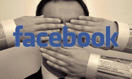 Facebook non vuole