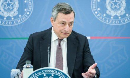 Draghi e…