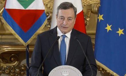 Draghi: lei non può permettersi