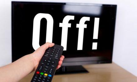 Spegnete la TV